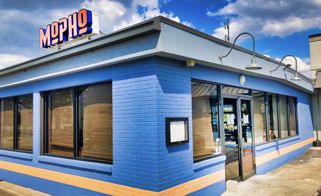mopho new orleans restaurant - nola places photos, june, 2020