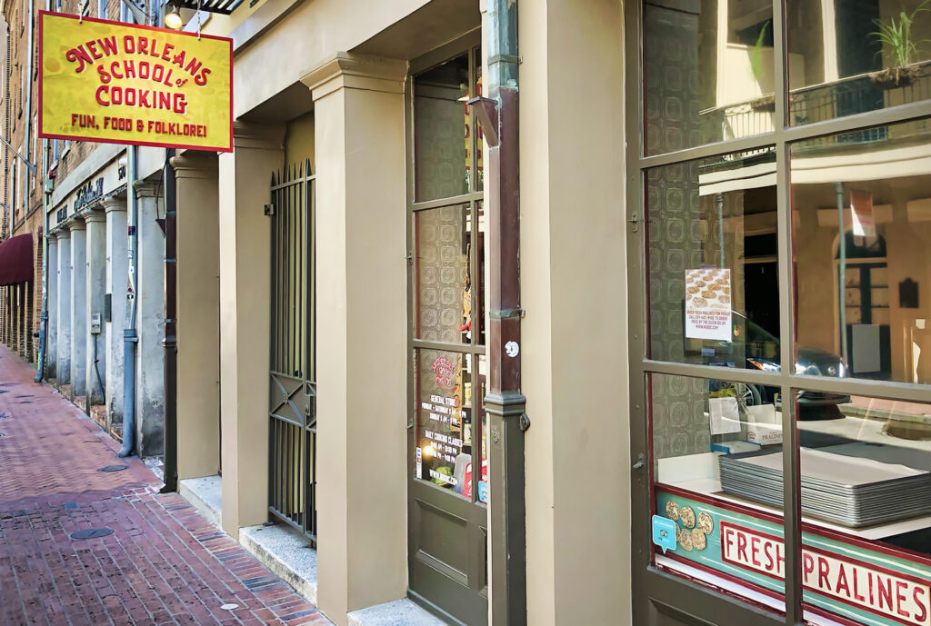 new orleans school of cooking photo - nola places, july 2020