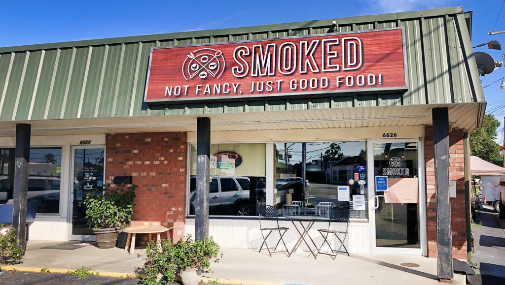 Smoked BBQ harahan - nola places photo