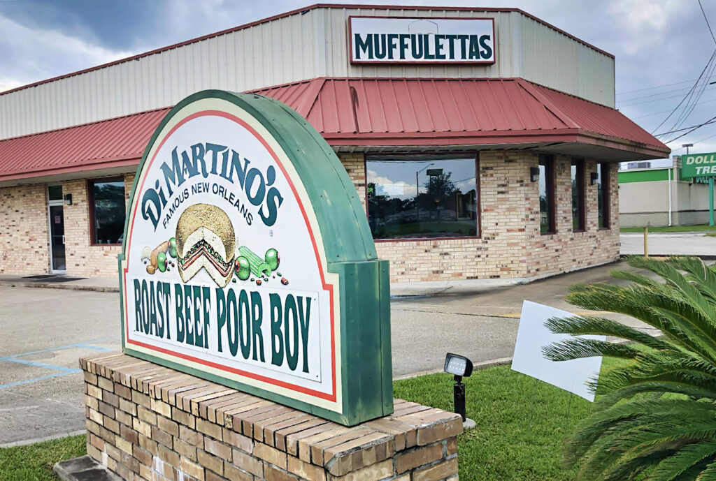Dimartino's Famous New Orleans muffulettas - nola places photo