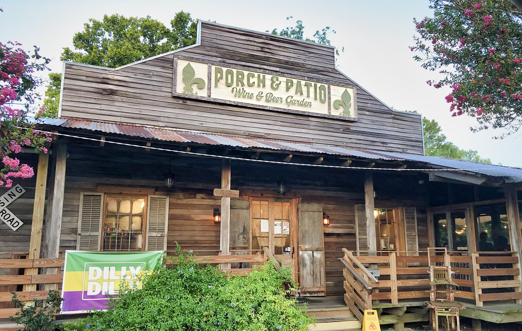 Porch & Patio Kenner beer and wine garden photo - nola places