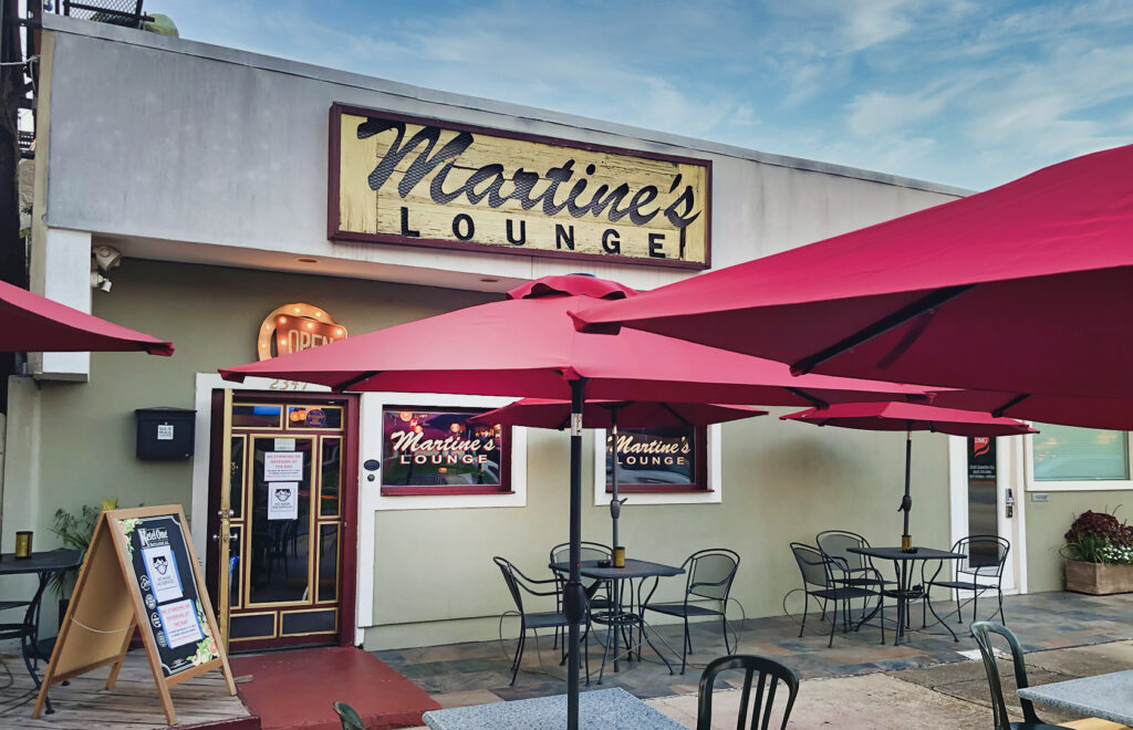 Martine's Lounge - old metairie - nola places photo