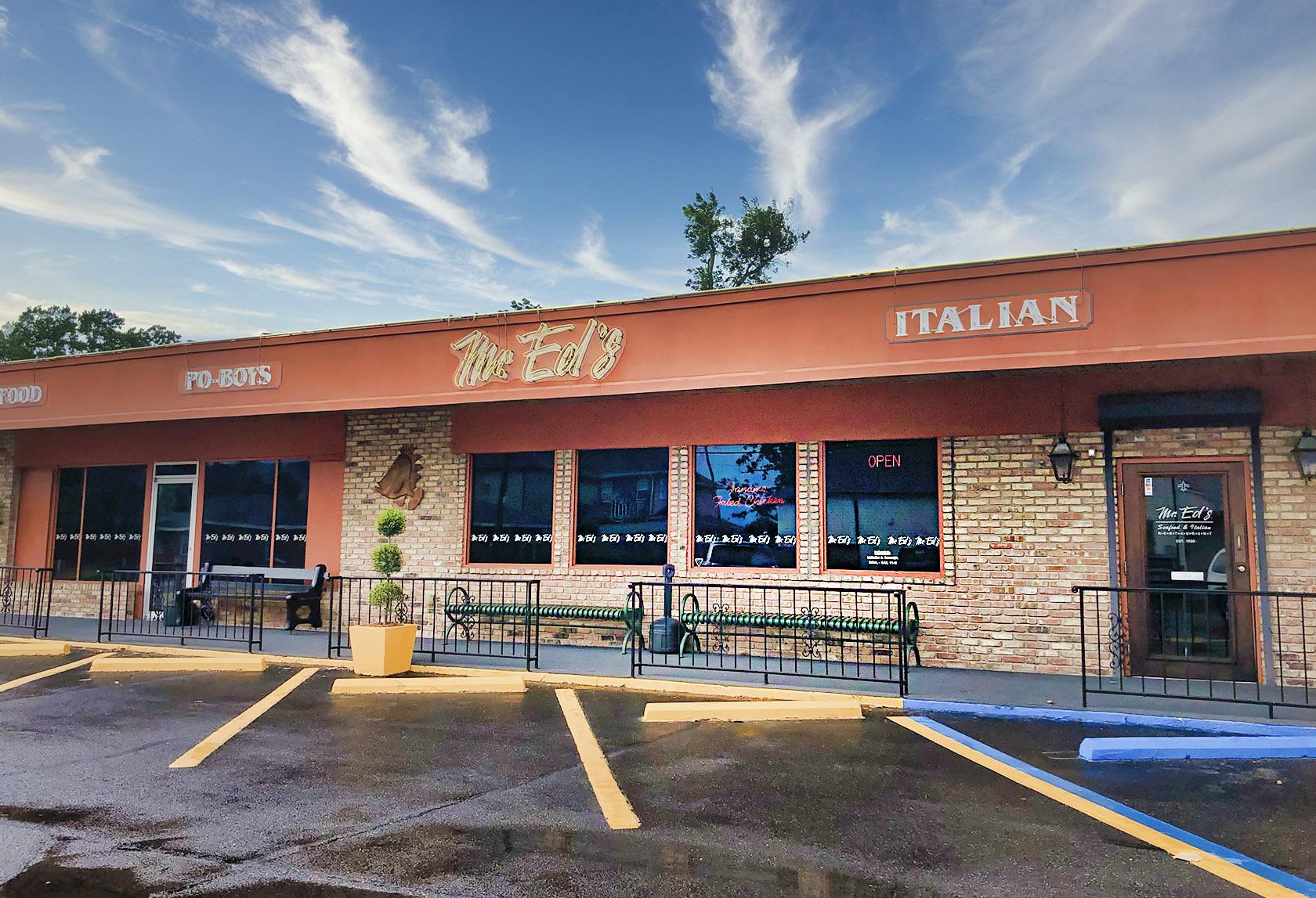 mr ed's restaurants new orleans - nola places photo