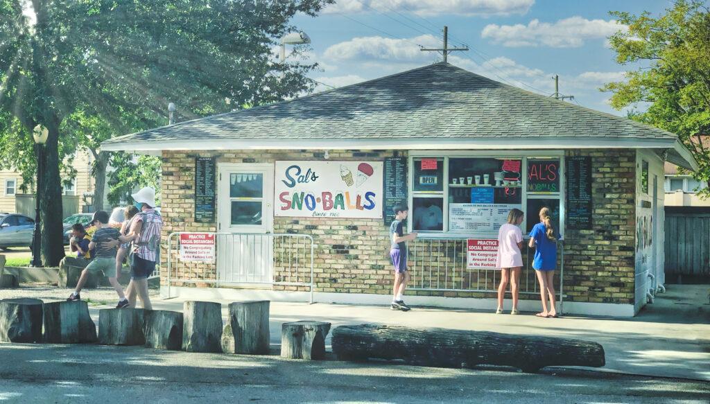 Sal's sno balls old metairie photo - nolaplaces