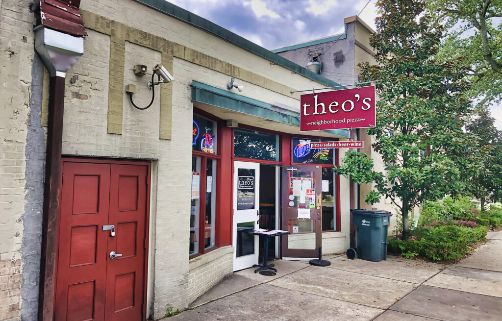 theo's pizza new orleans - nola places photo, 2020