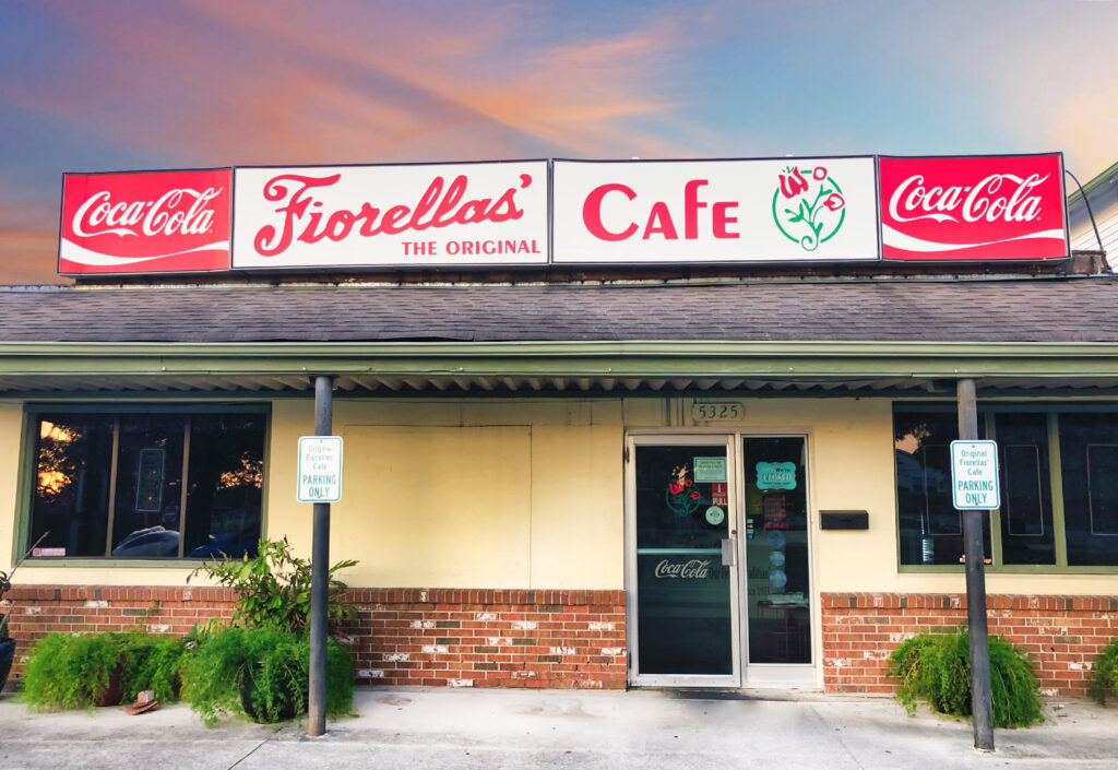 fiorella's original new orleans café - photo - nola places