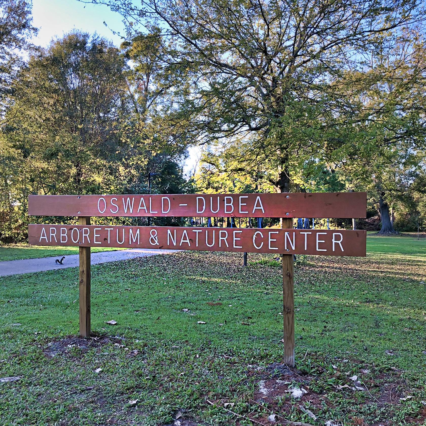 oswald dubea nature center, la salle park metairie - nola places photo