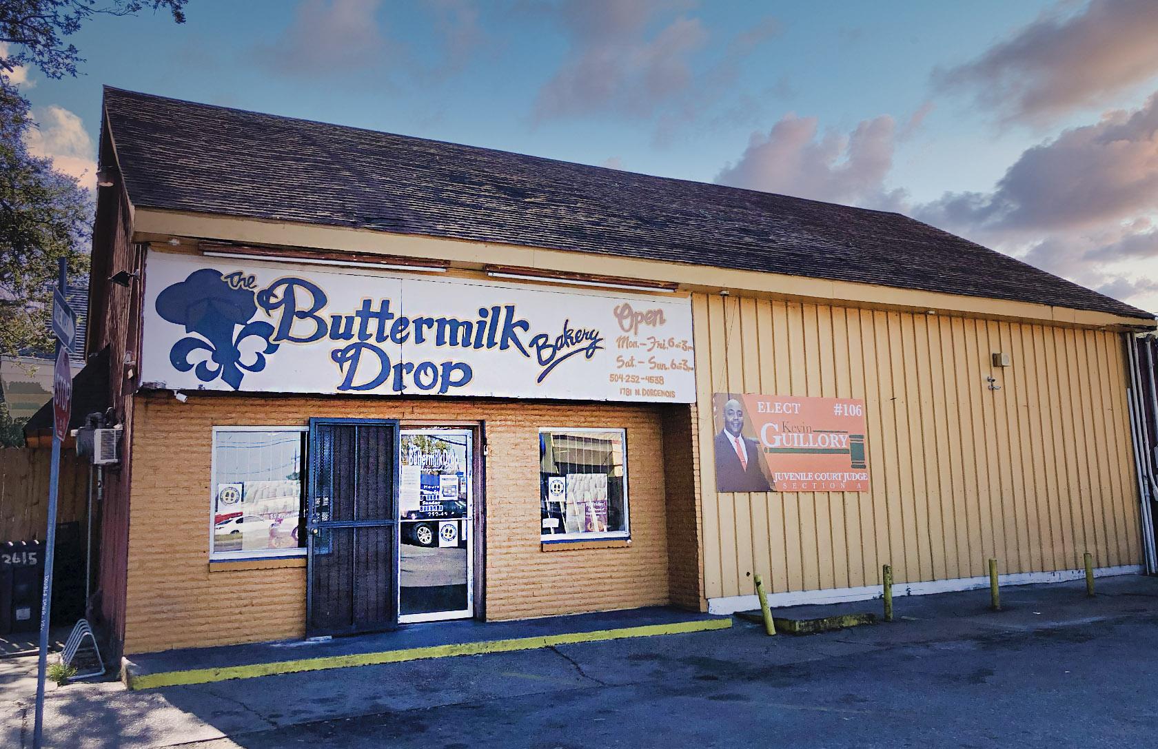 buttermilk drop bakery - photo - nola places