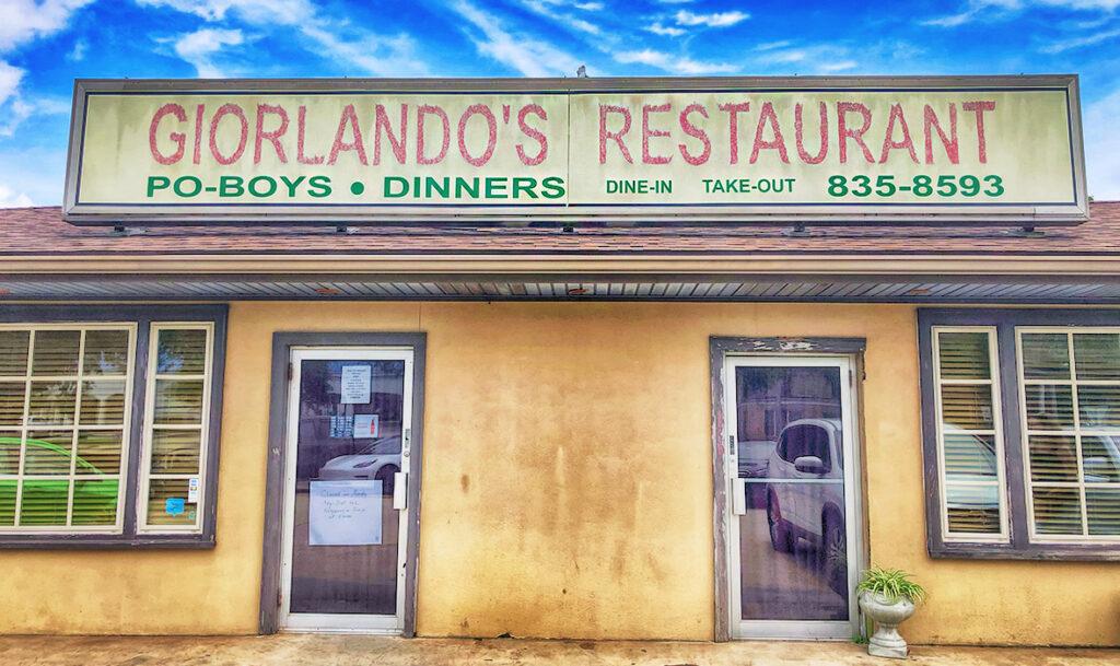 giorlandos restaurant photo - metairie - nola places
